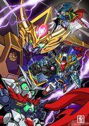 SD Gundam The Last World 2