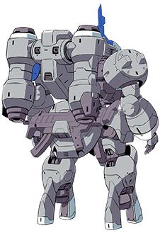 Sampo's Unit (Rear)