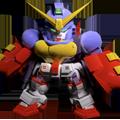 Unit as gundam maxter boxing mode