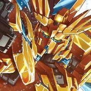 Gundam NT Manga front