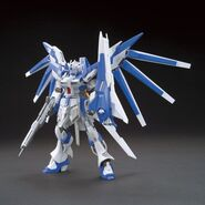 RX-93-ν2V Hi-ν Gundam Vrabe (Gunpla) (Front)