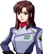 Super Robot Wars T Character Face Portrait 434