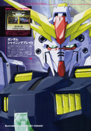 Gundam Build Divers Break - Gundam ACE Scan 1