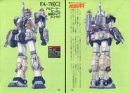 MSV-R FA-78(G) Full Armor Gundam Ground Type 2
