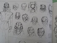 Neo Roanoke Earlier Mask Designs