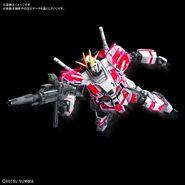 RX-9-C Narrative Gundam C-Packs (Gunpla) (Action Pose)
