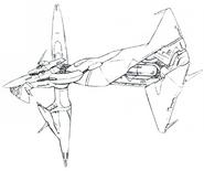 XMA-02 Ebirhu Doga lineart