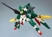 XXXG-01Wfl Gundam Fenice Liberta (Gunpla) (Action Pose)