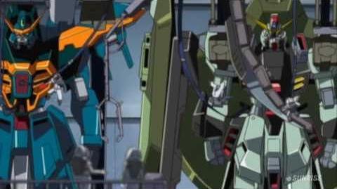 150 GAT-X252 Forbidden Gundam (from Mobile Suit Gundam SEED)