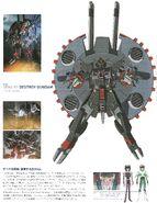 Destroy Gundam Info