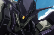 Graze ein face close