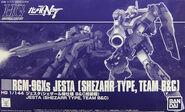 HGUC Jesta (Shezarr Type, Team B&C)