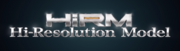 Hi-Resolution Model logo