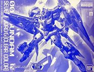 MG 00 Gundam Seven SwordG (Clear Color Ver.)