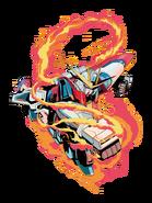 TBG-011B Try Burning Gundam (Gundam Extreme VS. 2)