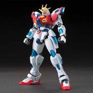 TBG-011B Try Burning Gundam (Gunpla) (Front)