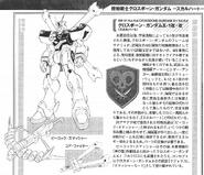 XM-X1 Crossbone Gundam X-1 Kai Kai Info
