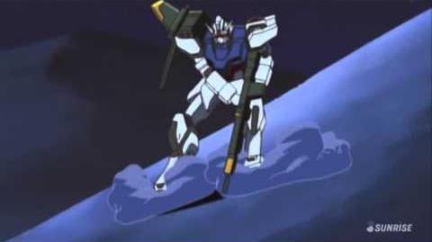078 GAT-X105 Strike Gundam (1) (from Mobile Suit Gundam SEED)