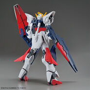 GF13-017NJ-B Gundam Shining Break (Gunpla) (Rear)