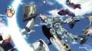 GN-1001N Seravee Gundam Scheherazade (Episode 24) 01
