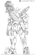 Gundam The End Junya Ishigaki Early Design 2