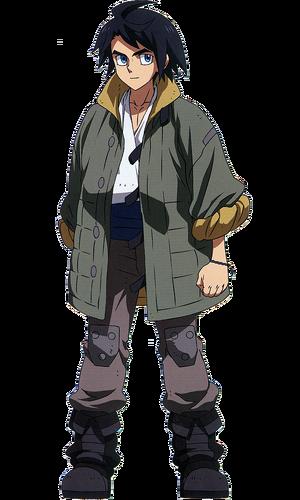 Mikazuki Augus - Season 2