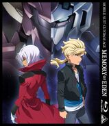 Mobile Suit Gundam AGE - Memory of Eden Blu-ray