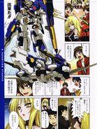Beginning D GPB-X80D Gundam Bird of Paradise16