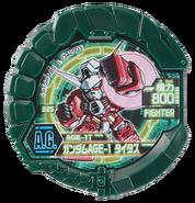 Gundam Age-1 Titus Gashacoin
