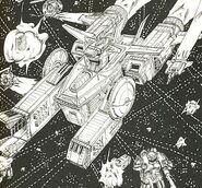 Mobile Suit Gundam Explosion 7
