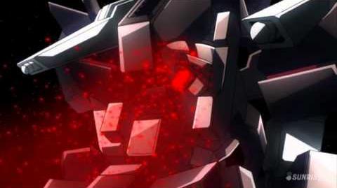 129 GNW-001 Gundam Throne Eins (from Mobile Suit Gundam 00)