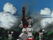 3 Gundam Ground Type