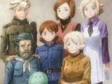 Asuno Family