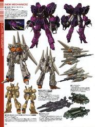 Gundam Unicorn Ep5 - MechScan