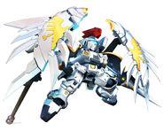 SD Gundam G Generation Crossrays Tallgeese Flugel