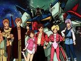 Gundam Team