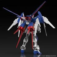 AGE-2GH Gundam AGE-2 Gazing Hound (Gunpla) (Rear)