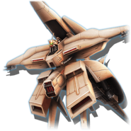 Gundam Diorama Front 3rd NZ-333 α Azieru