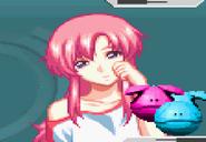 Gundam SEED destiny GBA Lacus 6