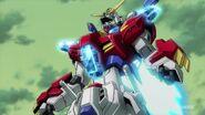 SB-011 Star Burning Gundam (GM's Counterattack) 06