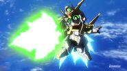 SD-237S Star Winning Gundam (Island Wars) 01