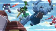 XXXG-01S2龍虎狼 Gundam Jiyan Altron (Episode 24) 01