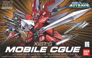 Hg seed-54 xist's mobile cgue
