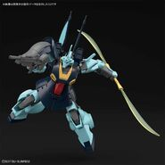 MSK-008 Dijeh (Gunpla) (Action Pose)