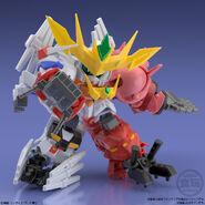 Super Shock Gundam (Minipla)
