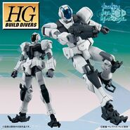 GBN-Guard Frame Gunpla 01