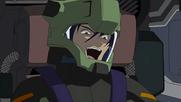 GINN Pilot 1 (JOSH-A Survivor)