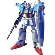 RX-78GP01-Fb Gundam GP01Fb (Gundam Versus)