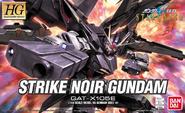 HG Strike Noir Gundam Cover