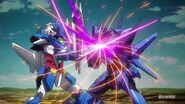 PFF-X7-E3 Earthree Gundam (Ep 18) 04